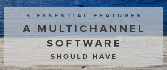 Multichannel software
