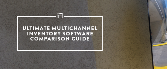 Multi channel inventory management