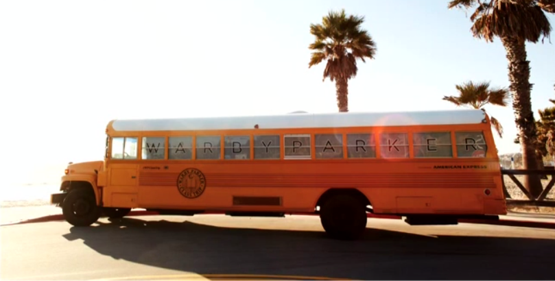 Warby Parker's class trip