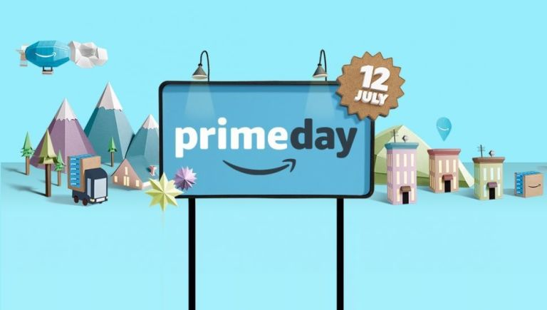 Prime Day - Tuesday 12th July