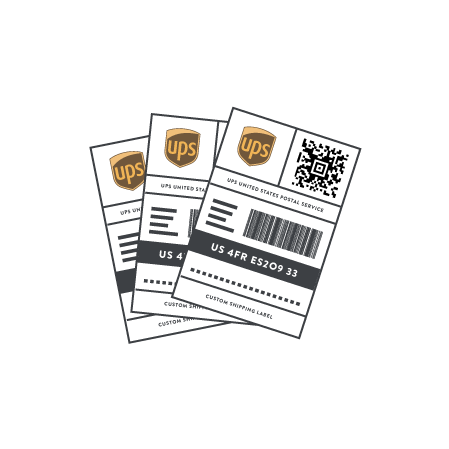 ups shipping integration labels