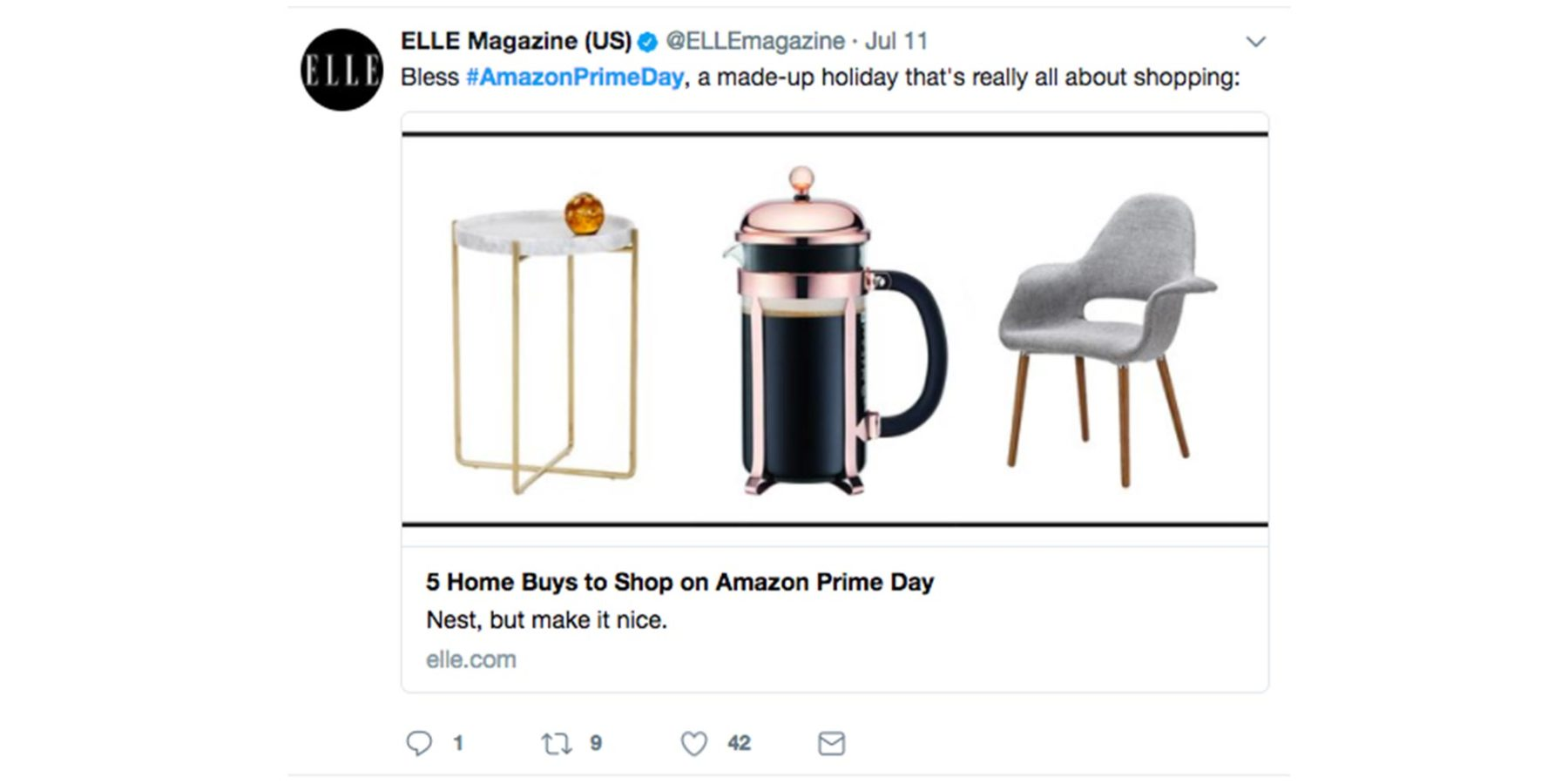 Amazon Prime Day 2017 - Reaction on Twitter