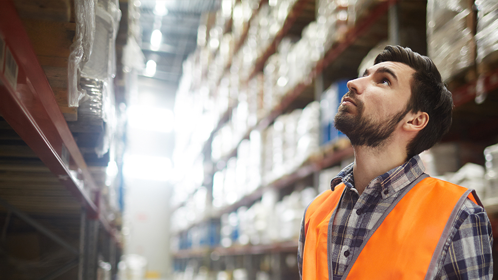 inventory control methods for stock optimisation
