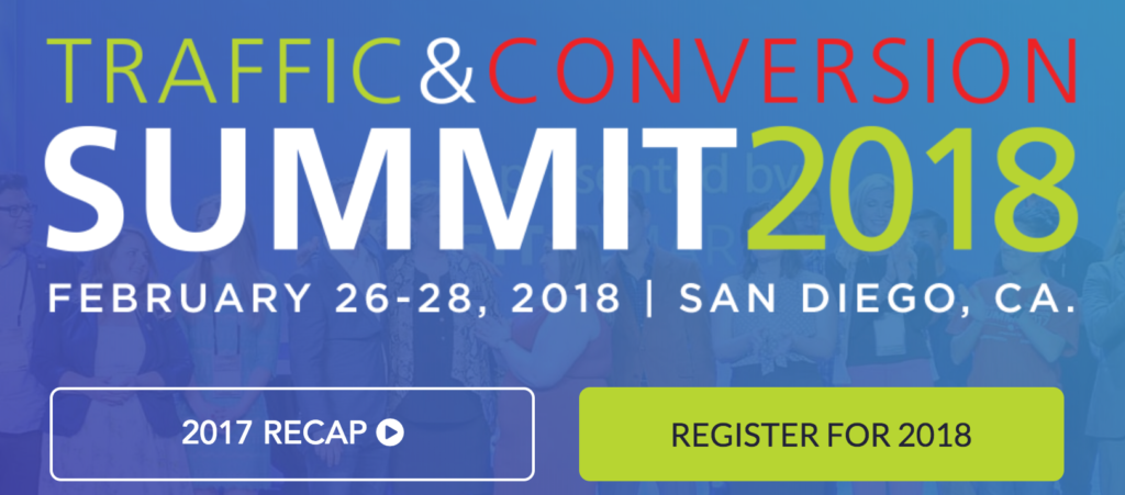 Traffic & Conversion Summit Biggest Digital Marketing & Ecommerce Event