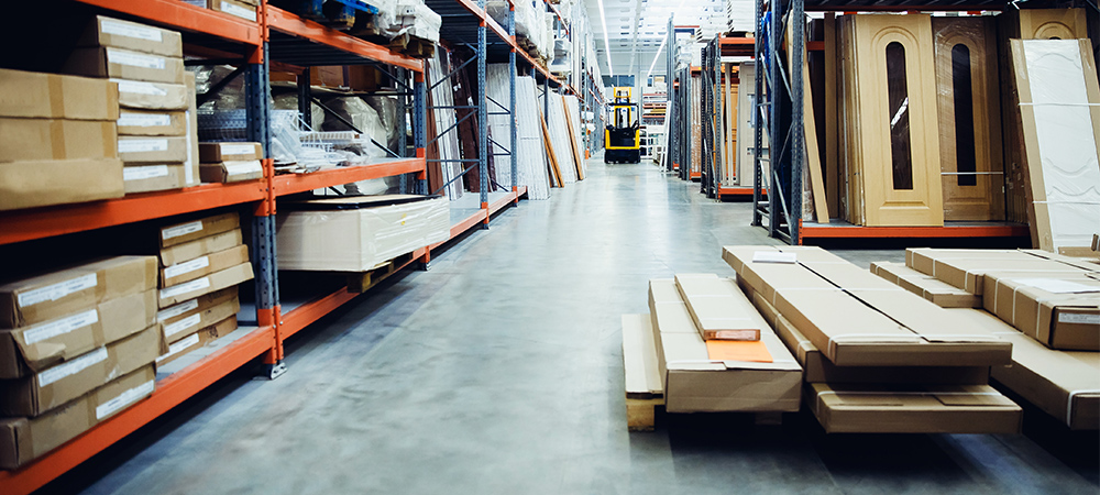 Provide solutions for staff to easily control newly delivered stock