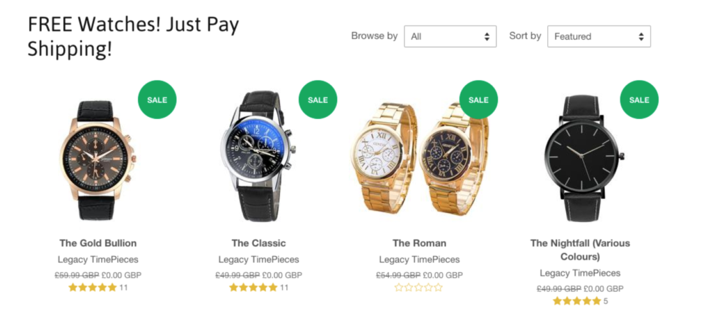 Pricing strategies for ecommerce companies: Free + shipping ecommerce pricing strategy