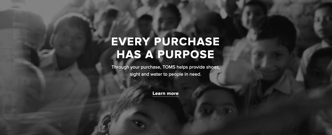 TOMS mission and purpose